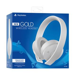 Sony Gold Wireless Headset (7.1) (White) - multi - Konzolvilág bffda2b08a