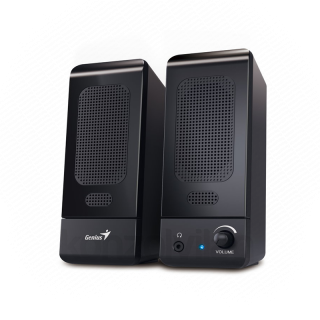 Genius hangfal SP-U120 2.0 Fekete USB PC