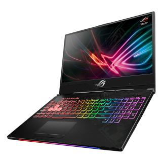 Asus GL504GS-ES059T notebook szürke 15.6