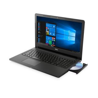 Dell Inspiron 15 3000 Black notebook FHD Ci3 7020U 2.3G 4GB 1TB R520/2GB Linux PC