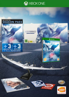 Ace Combat 7: Skies Unknown - The Strangereal Edition (Collector's Edition) XBOX ONE