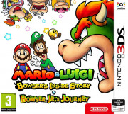 Mario & Luigi: Bowser's Inside Story + Bowser Jr.'s Journey 3DS