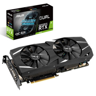 ASUS Dual GeForce RTX™ 2060 OC edition 6GB (DUAL-RTX2060-O6G) PC