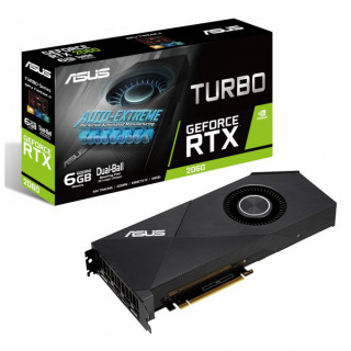 ASUS Turbo GeForce RTX™ 2060 6GB (TURBO-RTX2060-6G) PC
