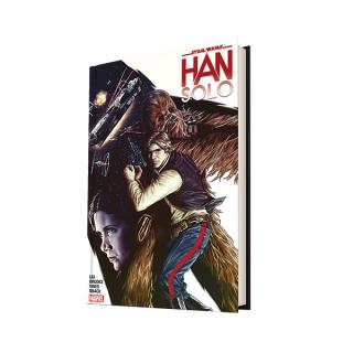Star Wars: Han Solo (képregény) AJÁNDÉKTÁRGY
