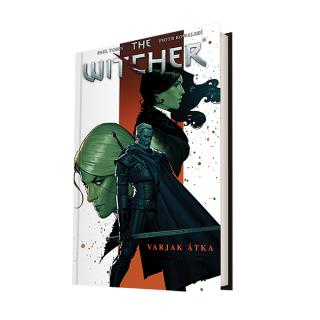 The Witcher/Vaják: Varjak átka (képregény) Ajándéktárgyak