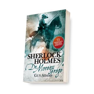 Sherlock Holmes: Dr. Moreau serege (puhafedeles) Ajándéktárgyak