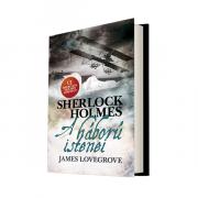 Sherlock Holmes: A háború istenei (keménytáblás)