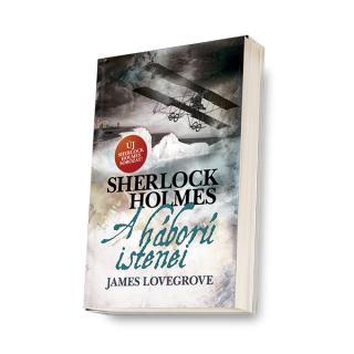 Sherlock Holmes: A háború istenei (puhafedeles) AJÁNDÉKTÁRGY