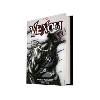 MARVEL regény: Venom: Halálos Védelmező (keménytáblás) AJÁNDÉKTÁRGY