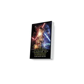 Star Wars: Az ébredő Erő (puhafedeles) AJÁNDÉKTÁRGY