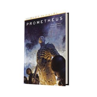 Prometheus: Élet és halál (képregény) AJÁNDÉKTÁRGY