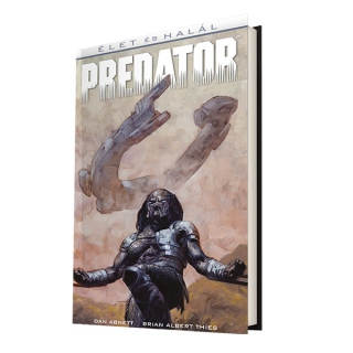 Predator: Élet és halál (képregény) AJÁNDÉKTÁRGY