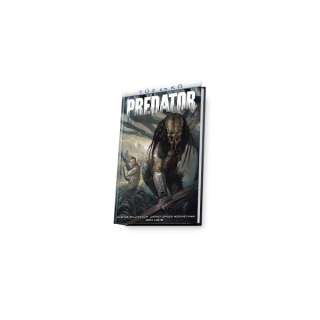 Predator: Tűz és kő (képregény) AJÁNDÉKTÁRGY