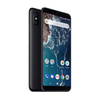 Xiaomi Mi A2 DS 128GB Black Mobil