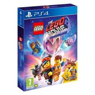 LEGO Movie 2: The Videogame Toy Edition PS4