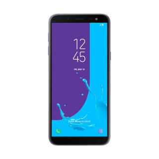 Samsung SM-J600FZVUXEH Galaxy J6 Dual SIM Orchid Gray Mobil