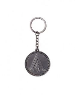 Assassin's Creed Odyssey Silver Kulcstartó AJÁNDÉKTÁRGY