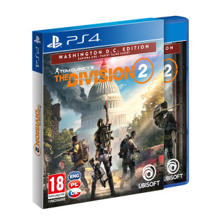 Tom Clancy's The Division 2 Washington D.C. Edition PS4