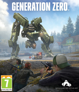 Generation Zero Xbox One