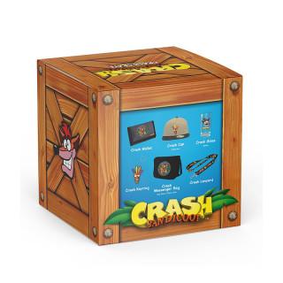 Crash Bandicoot Big Box AJÁNDÉKTÁRGY