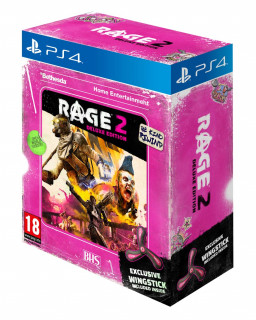Rage 2: Wingstick Edition PS4