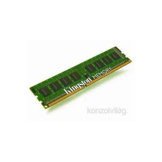 Kingston 4GB/1600MHz DDR-3 1Rx8 (KVR16N11S8/4) memória (Bontott) PC