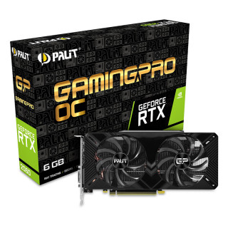 Palit GeForce RTX 2060 GamingPro OC 6GB GDDR6 (NE62060T18J9-1062A) PC