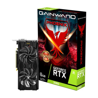 Gainward GeForce RTX 2060 Phoenix GS 6GB GDDR6 (426018336-4313) PC