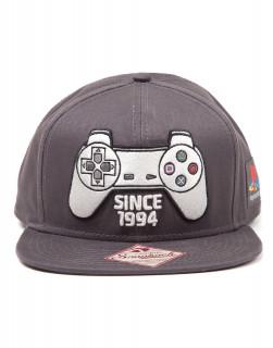 PlayStation - Sapka - Controller Snapback AJÁNDÉKTÁRGY