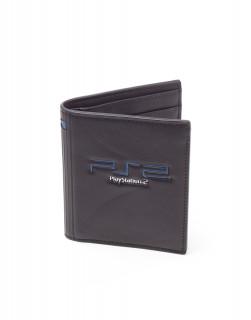 PlayStation 2 - Pénztárca - Bifold Logo Wallet AJÁNDÉKTÁRGY
