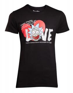 Rick & Morty - Póló - Break The Cycle Morty Unisex T-shirt L AJÁNDÉKTÁRGY