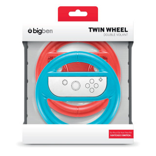 Nintendo Switch Twin Wheel Double Volant (BigBen) Switch