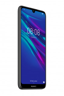 Huawei Y6 2019 DS Midnight Black Mobil