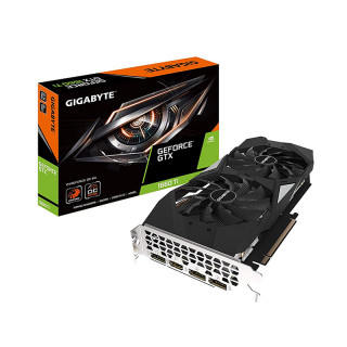 GIGABYTE GeForce GTX 1660 Ti Windforce OC 6GB GDDR6 (GV-N166TWF2OC-6GD) PC