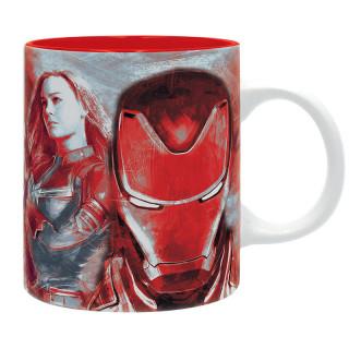 MARVEL - Bögre - Avengers (320 ml) AJÁNDÉKTÁRGY
