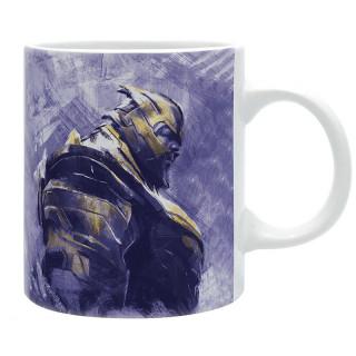MARVEL - Bögre - Thanos (320 ml) AJÁNDÉKTÁRGY