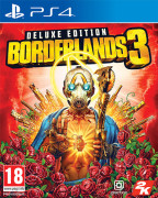 Borderlands 3: Deluxe Edition PS4