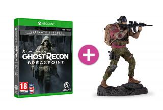 Tom Clancy's Ghost Recon Breakpoint: Ultimate Edition + Nomad szobor XBOX ONE