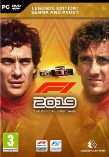 F1 2019: Legends Edition PC