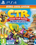 Crash Team Racing: Nitro-Fueled Nitros Oxide Edition