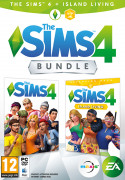The Sims 4 + Island Living Bundle