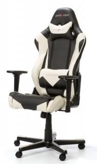 DXRacer Racing Fehér PC