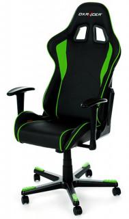 DXRacer Formula Zöld PC
