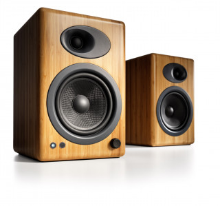 Audioengine A5+ Bambusz PC