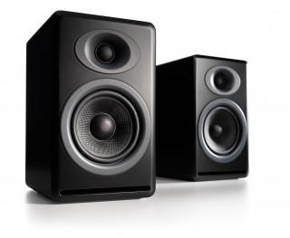 Audioengine P4 Fekete PC