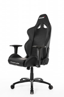 AKRacing Overture Fekete PC