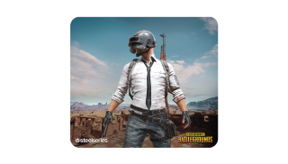 SteelSeries Qck+ PUBG Miramar PC