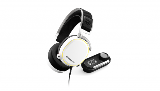 SteelSeries Arctis Pro White + GameDAC PC