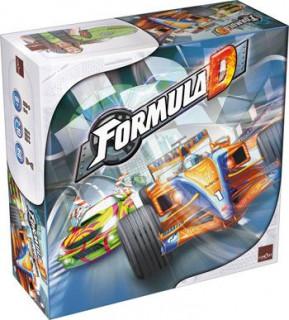 Formula D Ajándéktárgyak